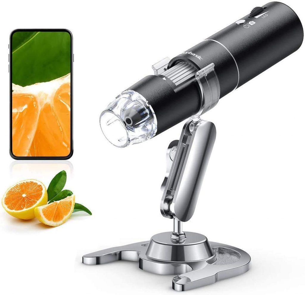Microscope Numérique WiFi, Skybasic