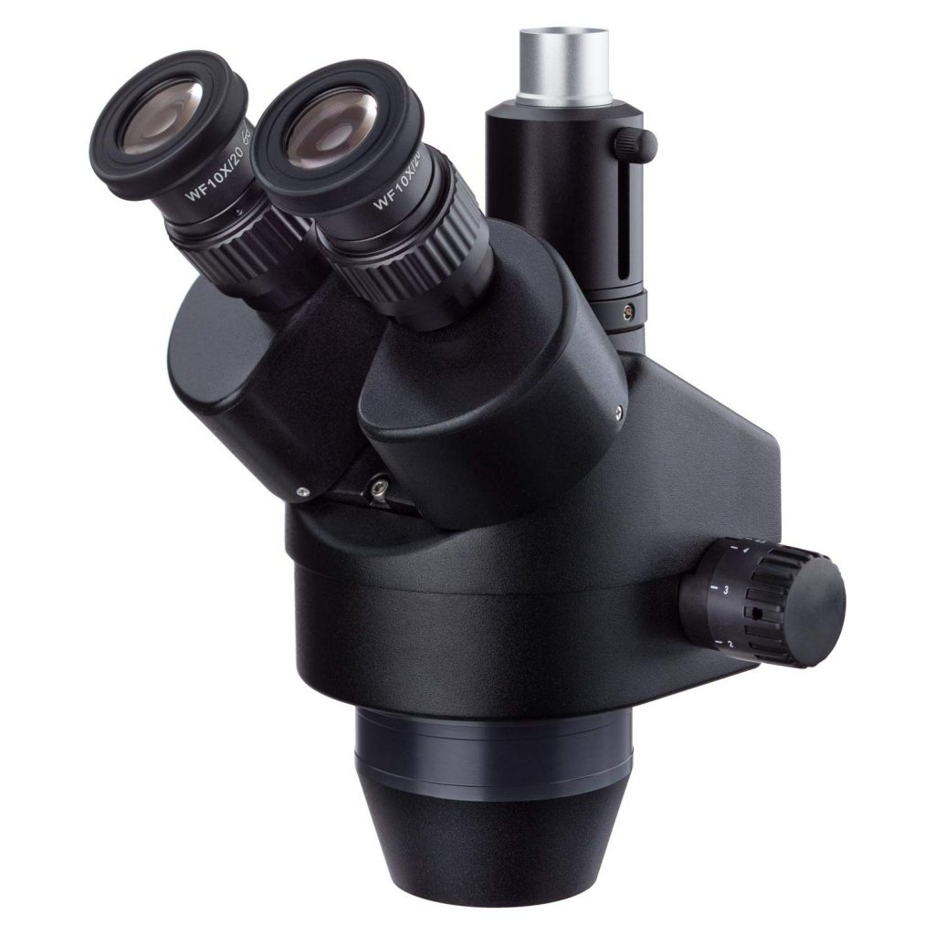 Microscope stéréo AmScope 7x-45x