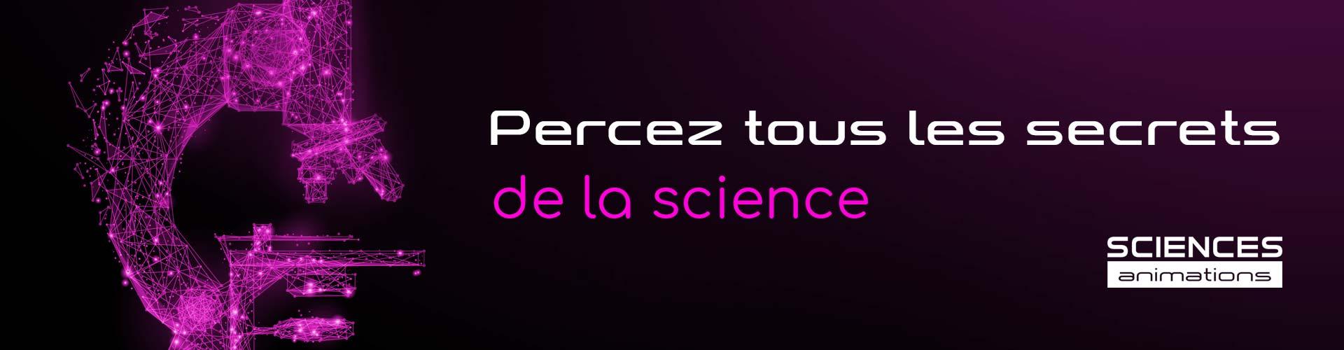 Secrets de la science