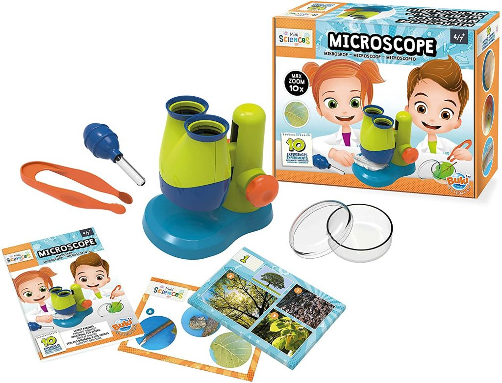 Buki - 9003 - Mini Sciences – Microscope