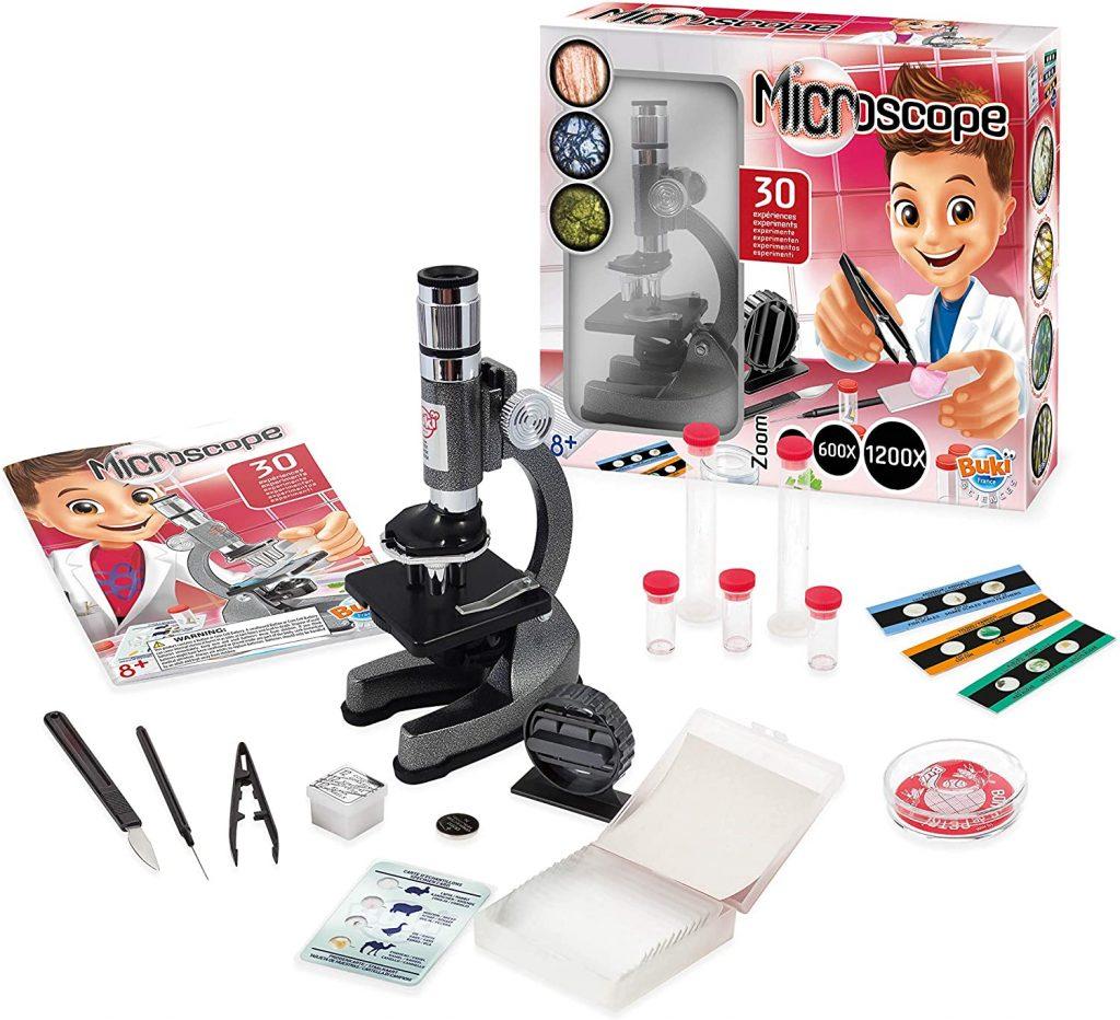 Buki - MS907B - Microscope 30 Expériences