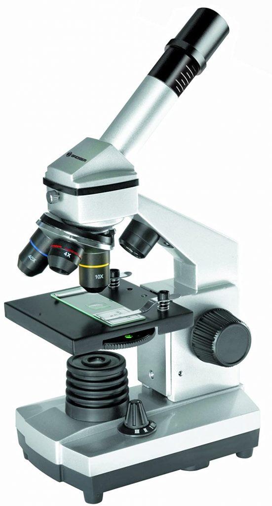 Microscope Bresser junior Biolux CA 40x-1024x