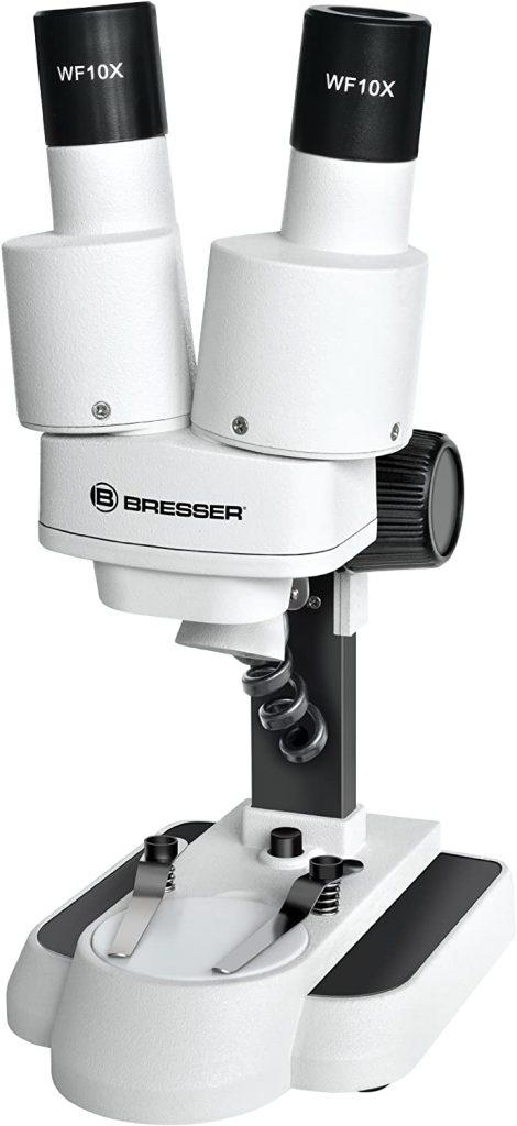 Microscope optique Bresser junior 20x